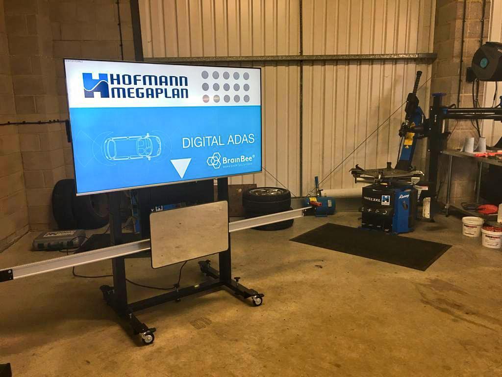 Harvey's Autotech ADAS Setup