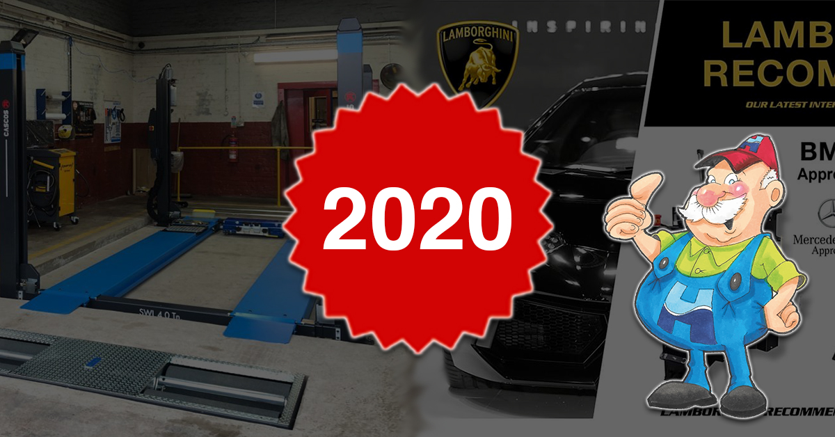 Hofmann Megaplan's 2020 year in review - everything to know within the garage equipment sector.