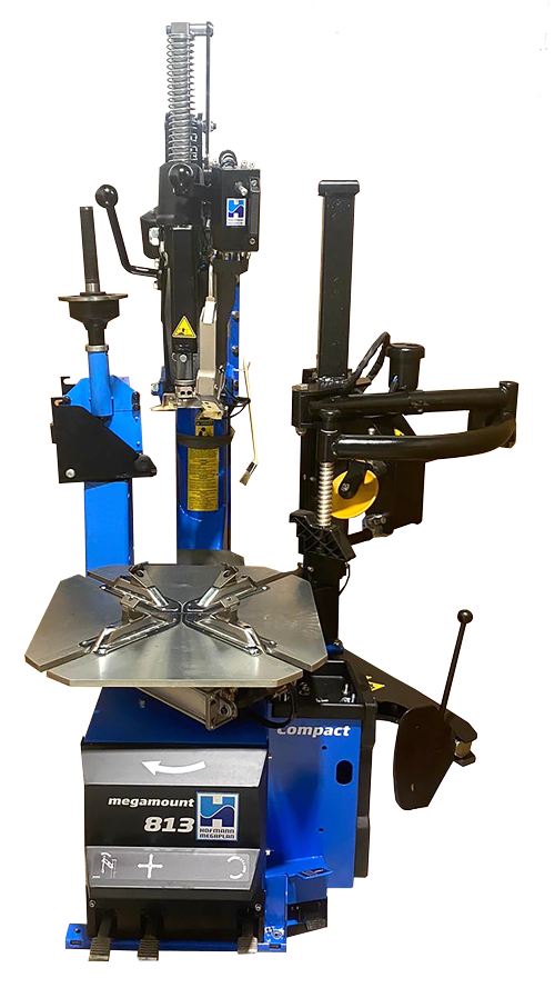 X-Boss Tyre Changer from Hofmann Megaplan