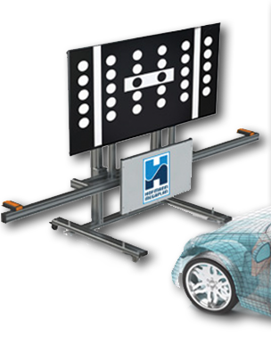 The best ADAS system on offer at Hofmann Megaplan is the Digital ADAS solution.