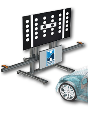 ADAS Calibration from Hofmann Megaplan