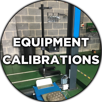Equipment calibration services at Hofmann Megaplan