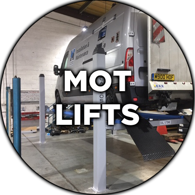 MOT Lifts at Hofmann Megaplan