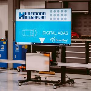 Digital ADAS System from Hofmann Megaplan
