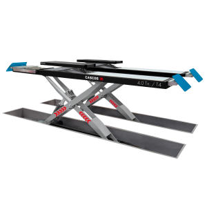 Not sure whether this Scissor Lift will fit your garage footprint? Take a look at the Cascos T5 dimensions online today to get a better understanding of it's size.