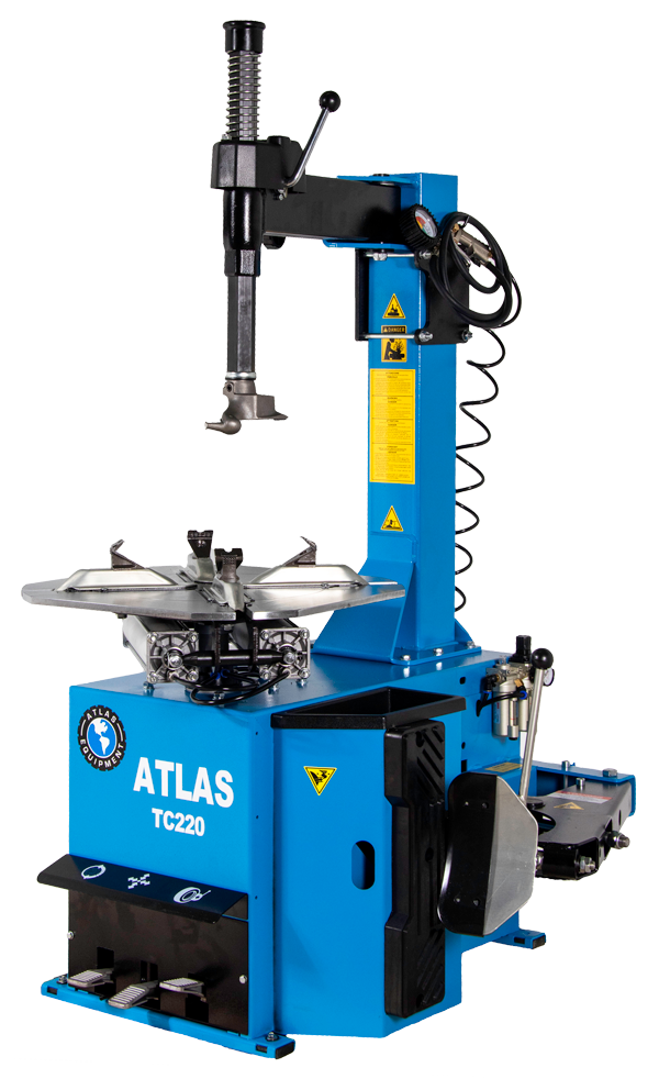 Atlas TC220 24in Tyre Changer from Hofmann Megaplan