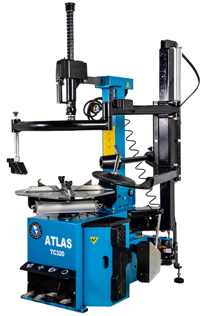 Atlas TC320 Plus Tyre Changer from Hofmann Megaplan