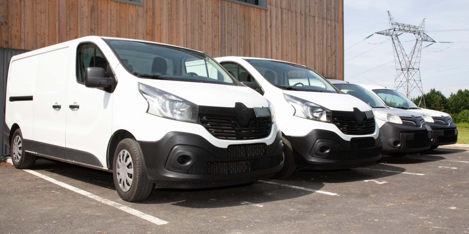 Light commercial vehicle registrations have increased but there is concern over the lack of services availability.