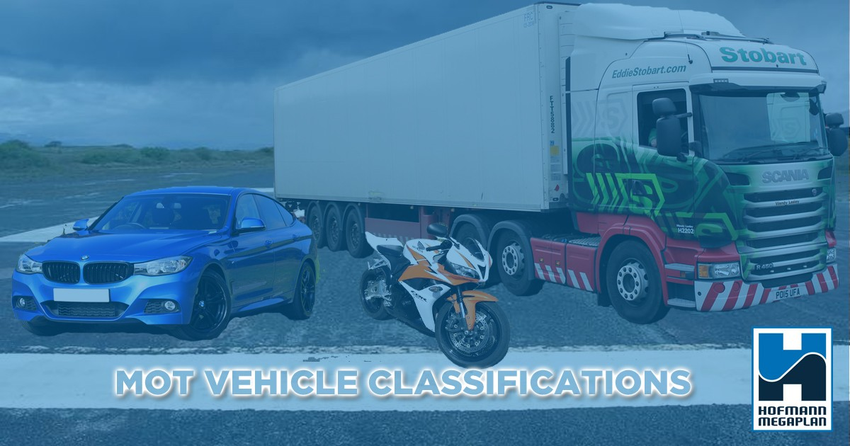 MOT vehicle classifications blog header