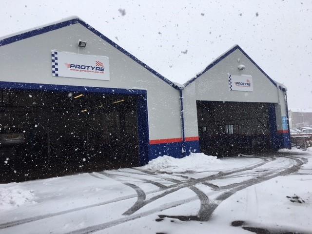 Pro Tyre Bell Silencer Swindon