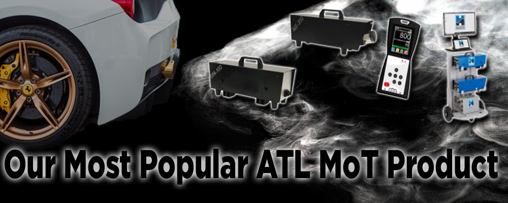 Our most popular atl mot product - emissions testers