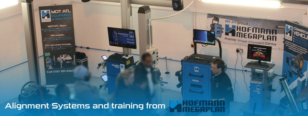 alignment system training from hofmann Megaplan