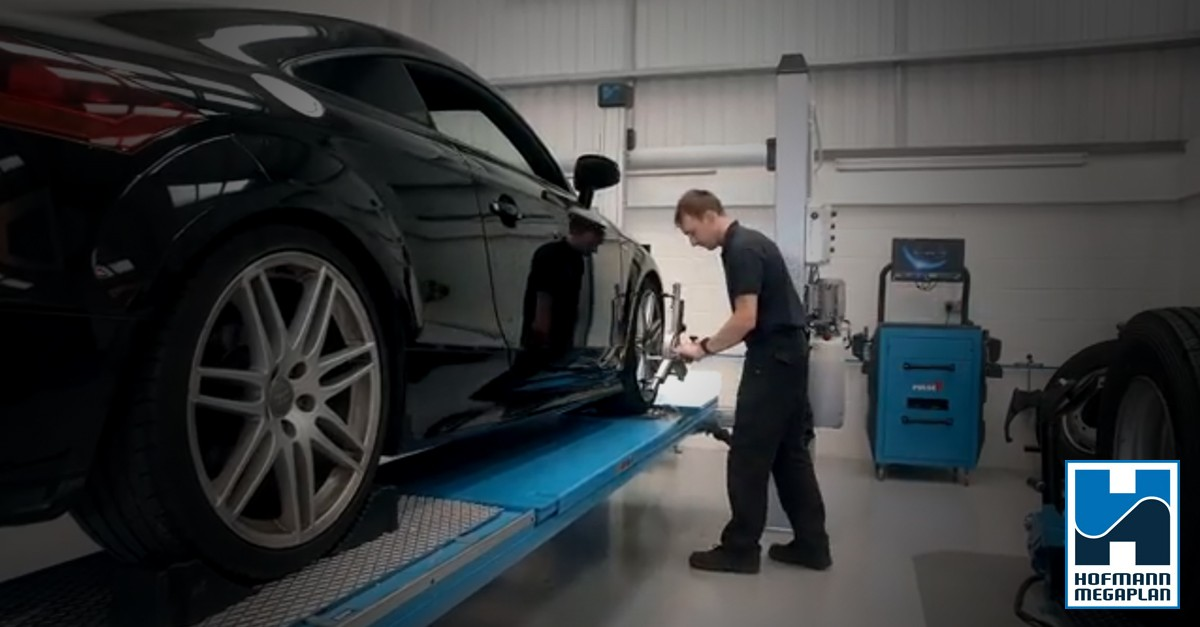 THE TRUTH BEHIND WHEEL ALIGNMENT AND WHY YOU SHOULD BE INCLUDING IT WITHIN YOUR TYRE-FITTING SERVICES!
