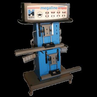 megaline System 4 Wheel Aligner BY HOFMANN MEGAPLAN