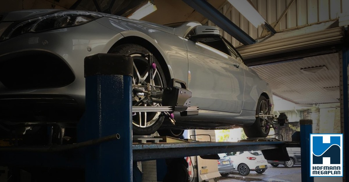 IS GARAGE LIFTING EQUIPMENT ONE OF THE MOST INNOVATIVE SECTORS IN THE INDUSTRY?