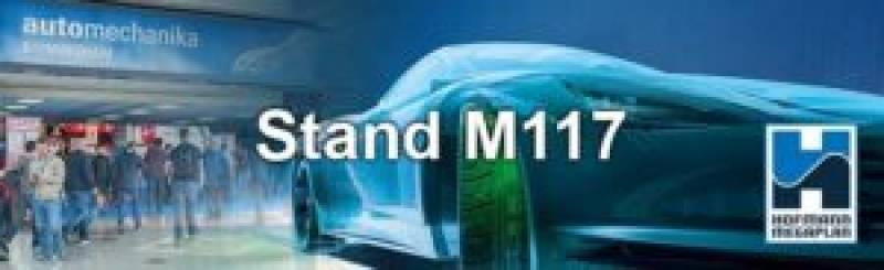 Automechanika 2018 Stand M117