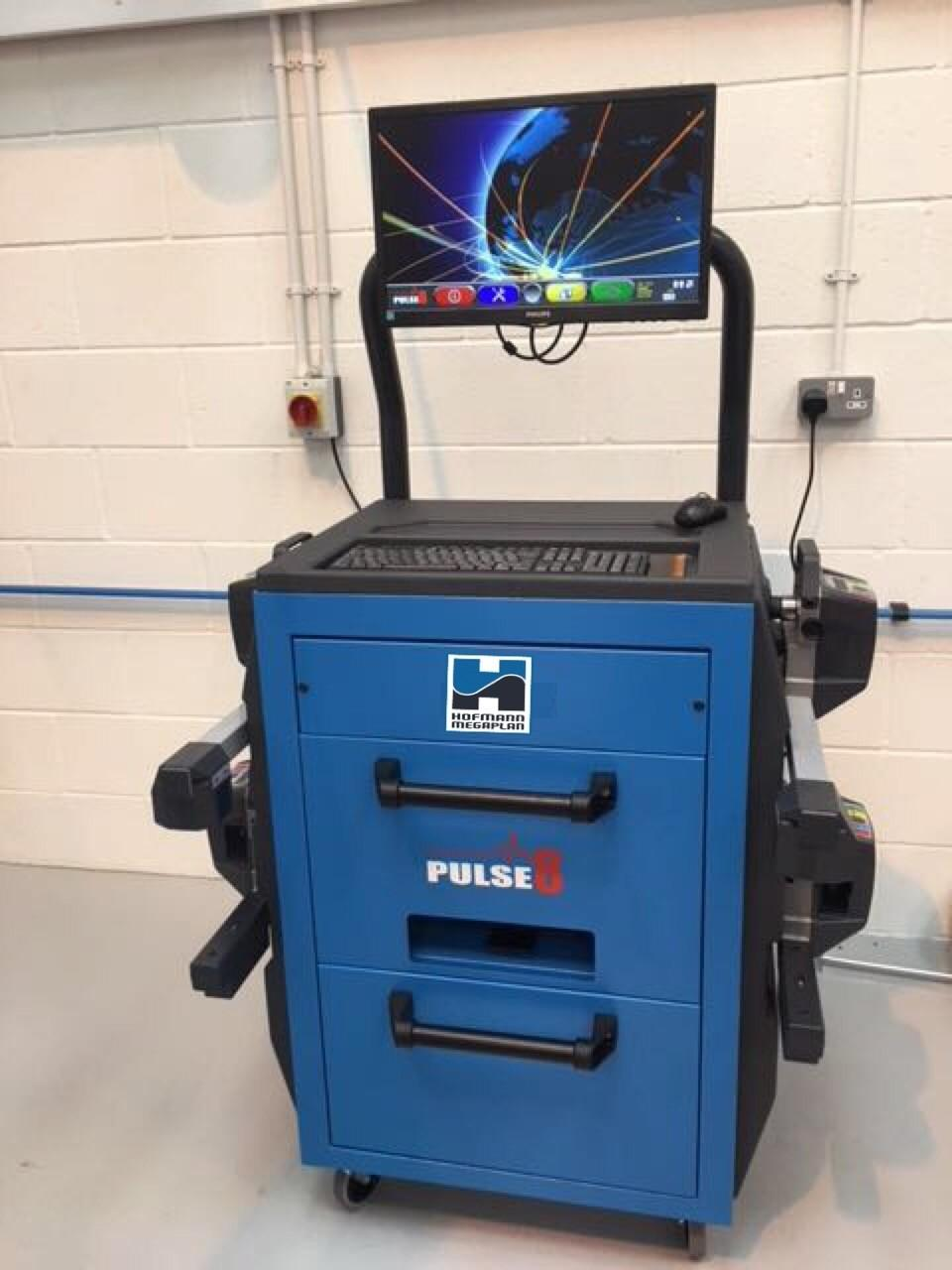 Pulse 8 at Automechanika 2018