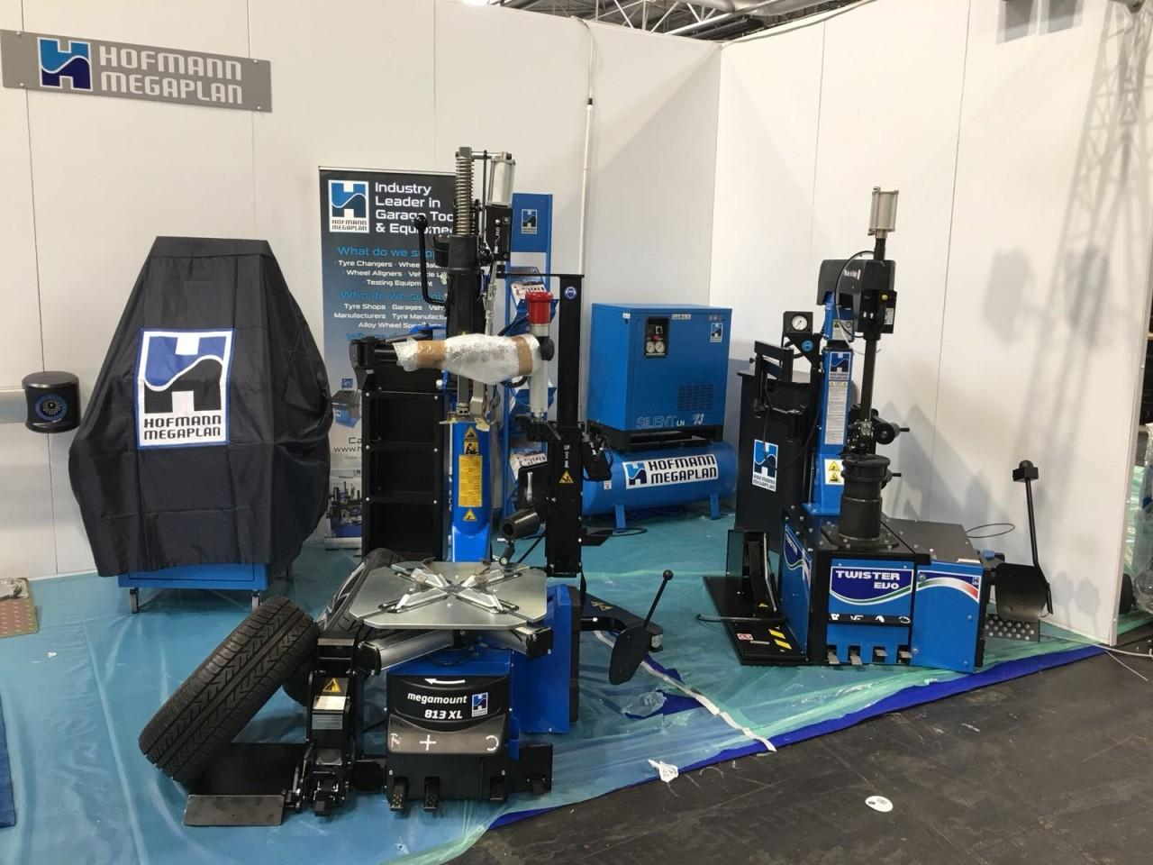 Tyre Equipment all ready for Automechanika 2018