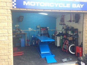 Give your Bike business a LIFT - Protyre Carterton