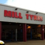 Mill Tyres - Winners of Brityrex Tyre Changer Competition!