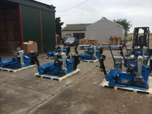 More Truck Tyre Changers ready to go!