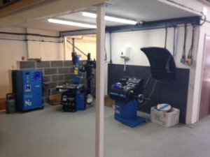 New Kingsway Tyres Depot!