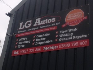 Getting Aligned with the Market - LG AUTOS - Tamworth