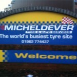 The busiest tyre site in the world uses Hofmann Megaplan - FACT!!