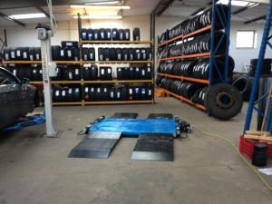 M Q mobile tyres (Kempston)