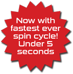Fast Spin Cycle.