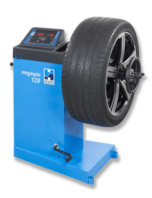 Mobile Tyre Fitting Equipment  from Hofmann Megaplan