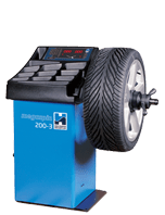 Mobile Tyre Fitting Equipment and Equipment for Mobile Tyre Fitting Vans