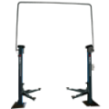 Our 'SlenderTec' columns provide up to 60% more strength than competitor's Vehicle Lifts - that's why the Cascos C5.5 Syncro 2 Post Lift is untouchable!