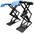 The Hofmann Megaplan VSX3500 Scissor Lift has been designed from the ground up to be an essential piece of equipment for your business.