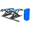 With the ability to raise the vehicle at the touch of a button to a comfortable working height, the TSX3200 Scissor Lift is perfect for removing wheels.