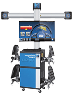 Wheel Alignment Machines and Alignment Equipment for Garages